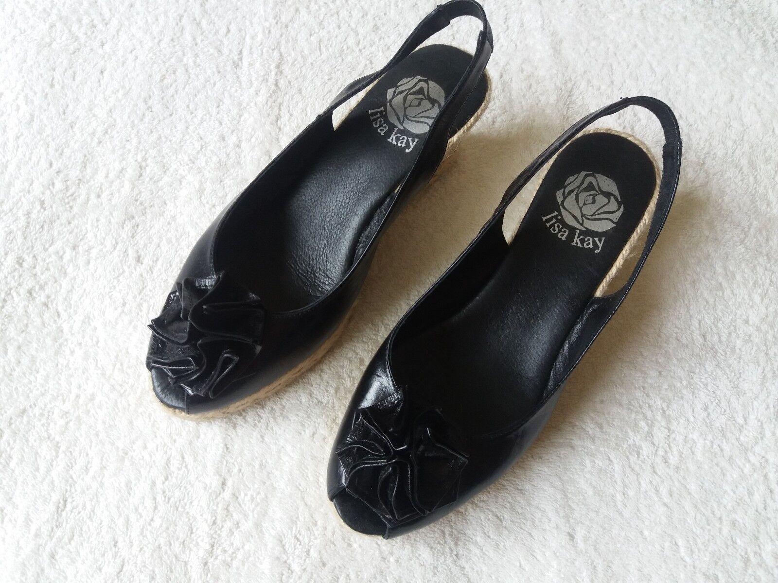 Women's Lisa Kay Sandals EU Size 40  Good Condition