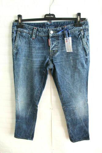Dsquared Pantaloni Dsquared2 Taglia Donna Pantalone Jeans Donna Taglia 44 RvwxPRqA