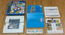 Nintendo Game Boy Color Super Mario Bros Deluxe PAL