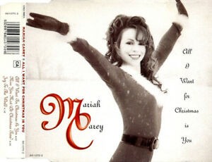 All I Want For Christmas Is You Mariah Carey.Details About 3 Track Cd Singles Mariah Carey All I Want For Christmas Is You 661070 2