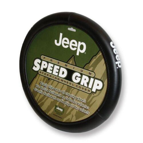Jeep Classic Elite Premium Speed Grip Steering Wheel Cover