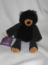 Scentsy Buddy Bramble Teddy Bear Plush Stuffed Animal Black Lucky in Love Pak