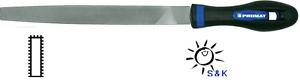 PROMAT Werkstattfeile Flachstumpf DIN 7261 A Länge 150-250 mm Kunststoffheft