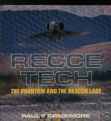 1 of 1 - Recce Tech - The Phantom and the Dragon Lady (Osprey Colour Series)