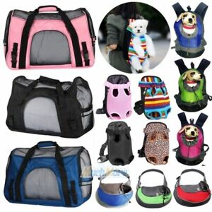 Pet-Carrier-Soft-Sided-Large-Cat-Dog-Comfort-Travel-Bag-Oxford-Airline-Approved