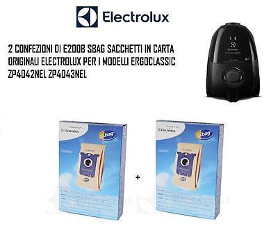 SPAZZOLA PARQUET ASPIRAPOLVERE ELECTROLUX SBAG ERGOCLASSIC ZP4043NEL ZP4042NEL