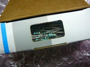 273-221K-RC 221K Ohm 1//2 Watt 1/% Metal Film Resistor Lot of 100 Pieces