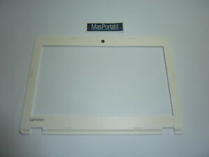 MARCO-PANTALLA-FRONT-BEZEL-LCD-LENOVO-IDEAPAD-100S-SERIES-BLANCO-P-N-8S5B3K38