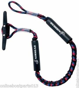 BOAT-amp-PWC-DOCKING-BUNGEE-DOCK-LINE-6-039-STRETCHES-TO-9-039-AIRHEAD-BRAND-AHDL-6