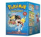 Pokémon Adventures Red & Blue Box Set (set includes Vol. 1-7) by Hidenori Kusaka (2012, Trade Paperback)