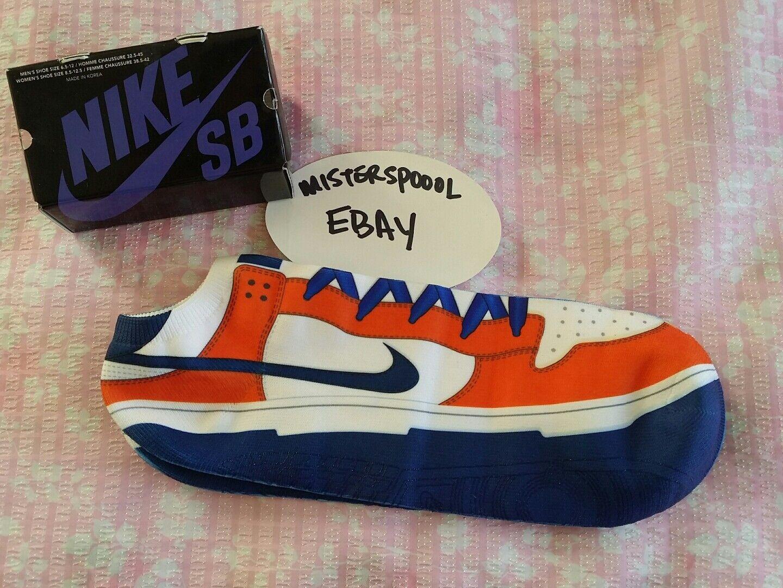 Rare Nike Dunk SB Dunk Nike Danny Supa calcetines 10d2a6