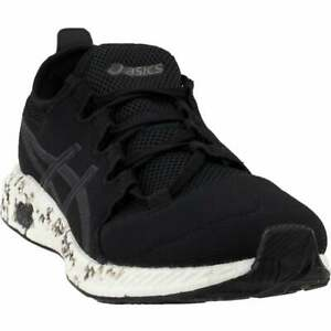 ASICS-HyperGel-Sai-Casual-Running-Shoes-Black-Mens
