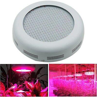 Greenhouse 300W Full Spectrum + IR UV LED Plant Grow Light UFO Bulb For Plants