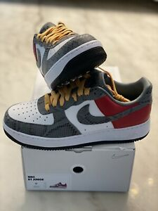 NIKE AIR FORCE 1 Union Inspired SZ 9
