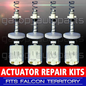 4 Kits fits Ford Door Lock Actuator Repair Falcon AU BA BF