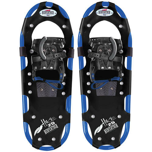 Redfeather Youth  Hike Snowshoes - 8 W x 22 L - 150 lbs. Capacity  buy discounts