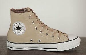Pelle 36 Converse Gr 89 Foderato All Chucks 10 Hi 5 Nuovo 13 Star 139819c HxX7wqS