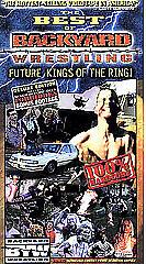 The Best of Backyard Wrestling (VHS, 2001) for sale online ...