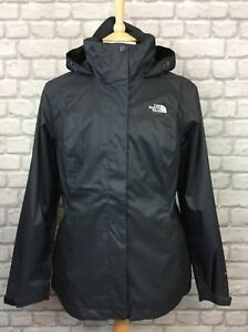 FACE BLACK 1 THE EVOLVE 3 NORTH UK II XL TRICLIMATE IN WOMEN'S gR7w4TqS