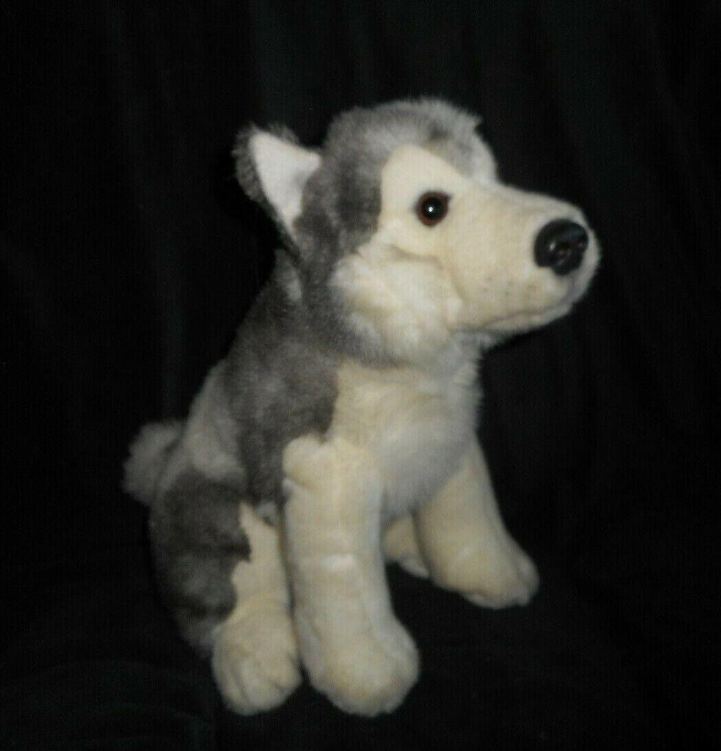 12   Circo Ziel 2009 Husky Alaskan Sibirischer Welpe Hund Plüschtier Spielzeug  | Die Königin Der Qualität
