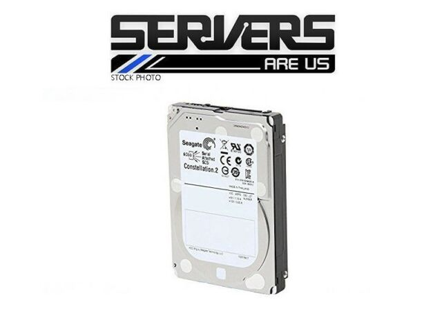 "Seagate 146GB 3.5"" Hard Drive ST3146855SS 15000 RPM SAS"