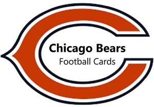You-Pick-Your-Cards-Chicago-Bears-Team-Football-Card-Selection