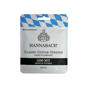 HANNABACH-500MT-MEDIUM-TENSION-MUTA-PER-CHITARRA-CLASSICA