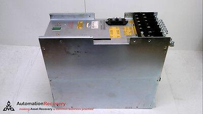 USED SERVO POWER SUPPLY FREE SHIPPING INDRAMAT TVD 1.2-15-03 A.C
