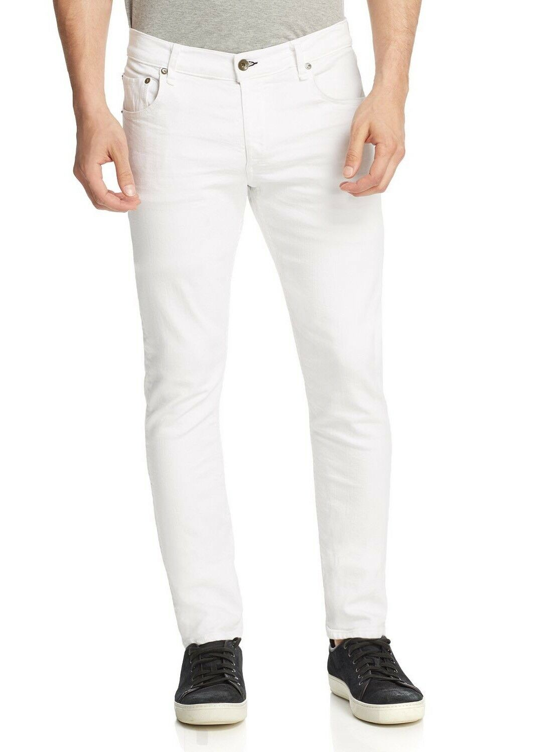 New Rag & Bone Fit 2 Slim Fit Aged White Jeans Sz. 38 Multiple Sizes Available