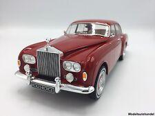 Rolls Royce Silver Cloud III Flying Spur H.J.Mulliner rot  1:18 MCG
