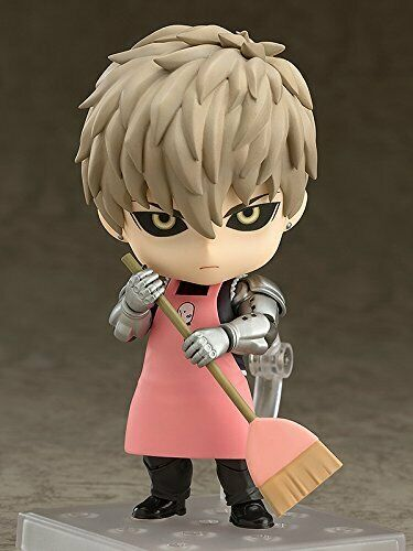 New Good Smile Nendoroid Genos One-Punch Man Super Moveable Edition Jn14