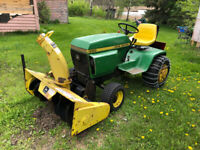 Lawn Tractor Kijiji In Alberta Buy Sell Amp Save With