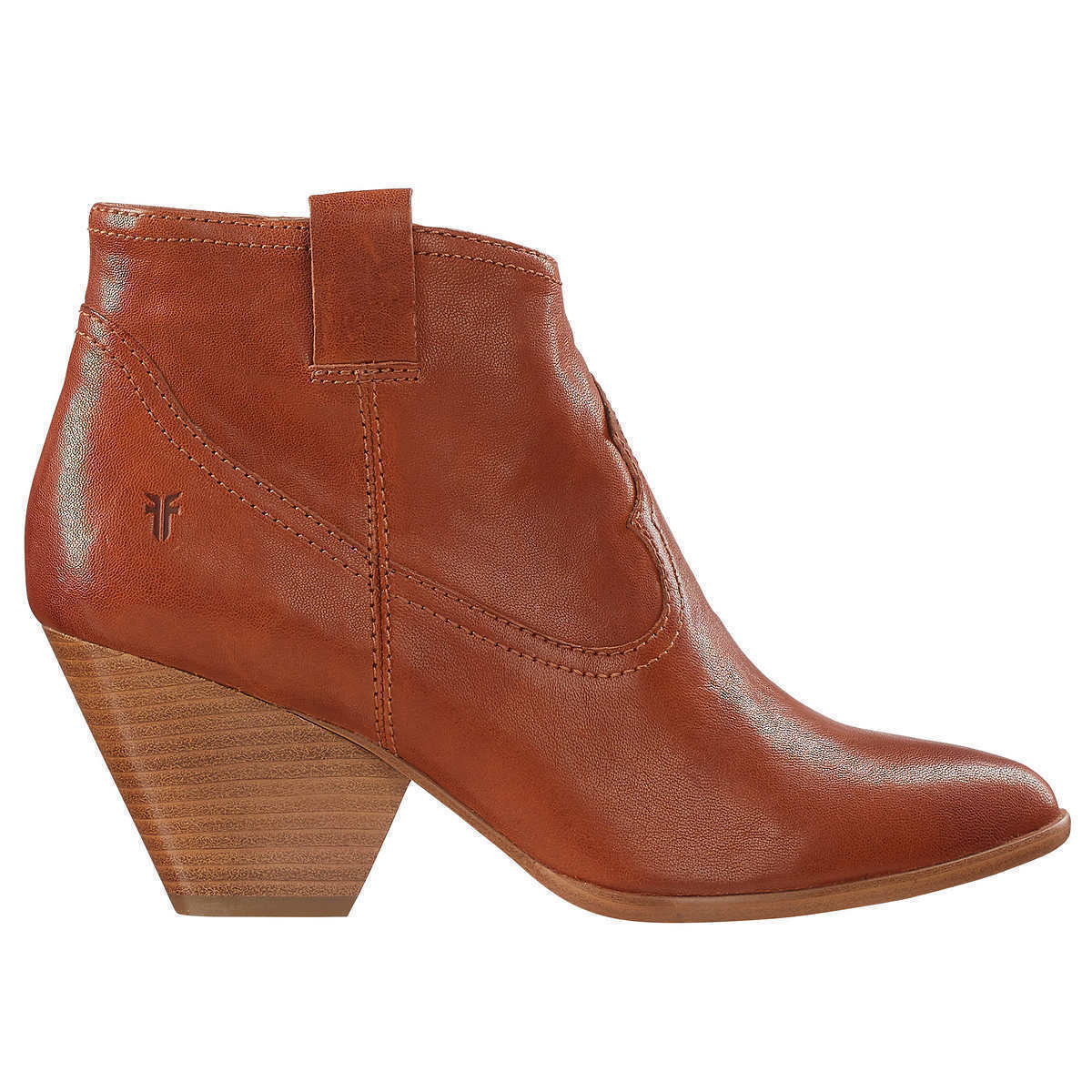 NEW   Frye Women's Reina Reina Reina Western Leather Ankle Boots Variety 5a38ab