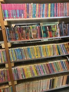 Mystery Box Of Kids Chapter Books Lot Of 25 Books Popular Series
