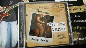 NEW-CD-GUITAR-PLAY-IT-NOW-TUNES-SELECT-YOUR-SONG