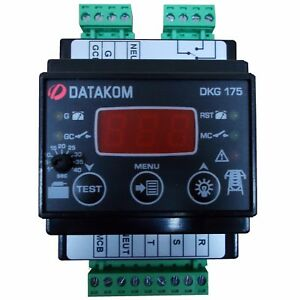 DATAKOM-DKG-175-Generator-Mains-Automatic-transfer-switch-controller-ATS