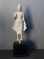 Bouddha Khmer en Bronze du CAMBODGE