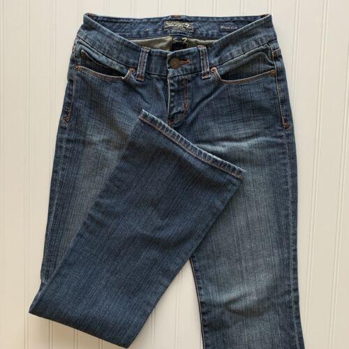 Jeans Donna 28 Bootcut Denim Lavaggio Taglia Seven7 Medio HRwqESwn