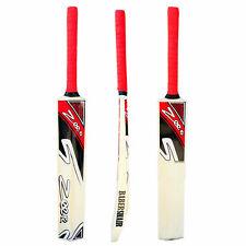 CW Custom Made Hard Tennis Cricket Bat Kashmir Willow Full Size Express Shipping