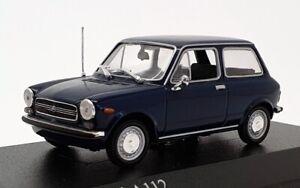 Minichamps-Escala-1-43-400-121101-1974-Autobianchi-A-112-Azul-Oscuro