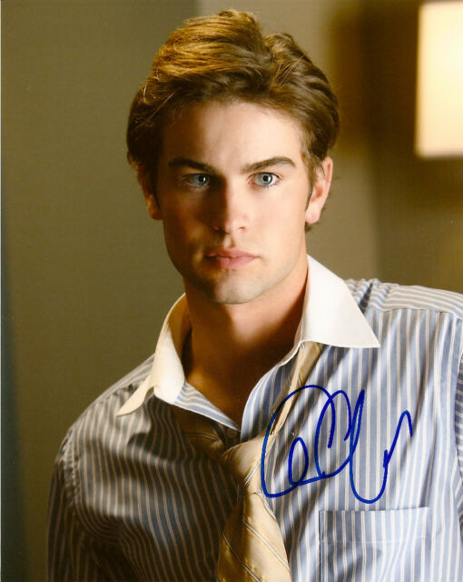 Gossip Girl Chace Crawford Autographed Signed 8x10 Photo COA