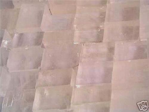 Viking sunstone rhombohedral Icelandic spar crystal 1//2 pound 2 plus pieces