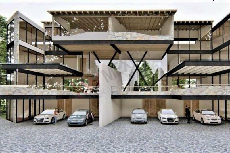 Casa en venta con alberca dentro de exclusivo condominio en Avándaro