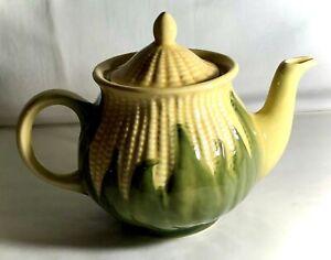 Shawnee Corn King 30 oz. Teapot With Lid