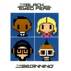 THE BLACK EYED PEAS - THE BEGINNING (12 track CD album 2010)