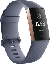 Artikelbild fitbit Fitness-Armband Charge 3, blaugraues Armband