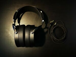 HIFIMAN-Sundara-Black-Magnetic-Planar-Wired-Over-Ear-Headphones-3-5mm-Excellent
