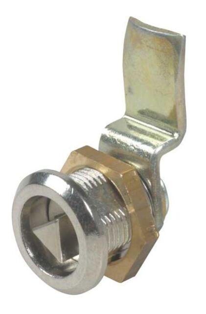 LOCK IBFM CYLINDER 154 13 MM. FOR KEY TRIANGULAR PLANTER CLOSET GAS