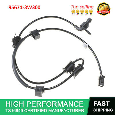 New ABS Wheel Speed Sensor Front Right Fits For 11-16 Kia Sportage 956713W300