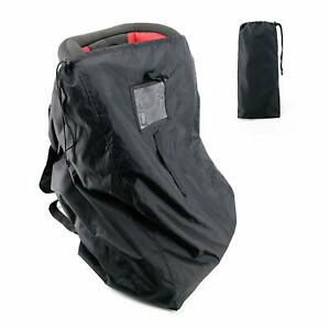 Car Seat Travel Bag For Gate Check And Air Travel Car